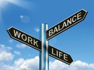 Balans werk-prive